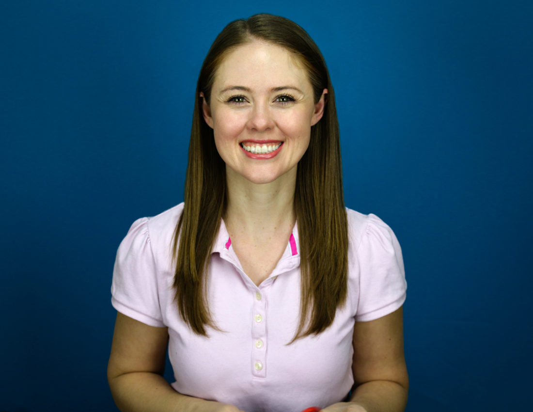 Jessica McCabe, speaker and host of How to ADHD